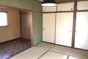 嘉麻市アパートの部屋写真
